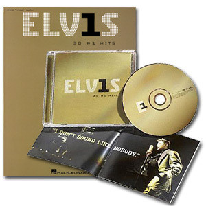 30 #1 Elvis Hits CD/Songbook Combo