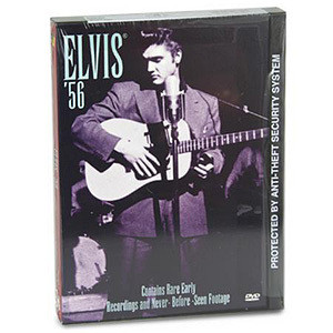 ELVIS 56 DVD