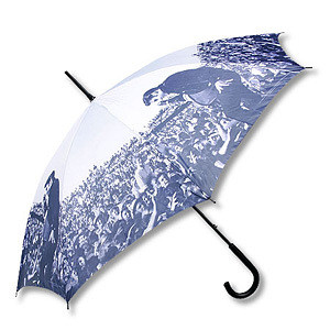 Elvis Concert Stick Umbrella