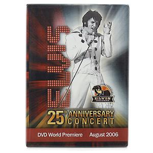 Elvis In Concert Magnet