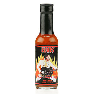 Elvis Burning Love Hot Sauce