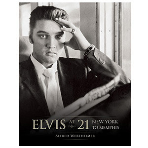 Elvis At 21 Wertheimer Limited Edition Book