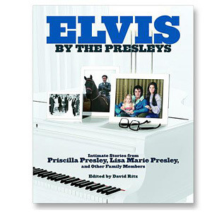 ELVIS By the Presleys Book