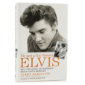 Me And A Guy Named Elvis Book