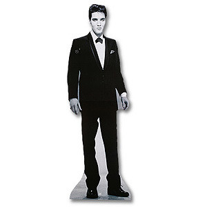 Double Trouble Lifesize Talking Stand Up