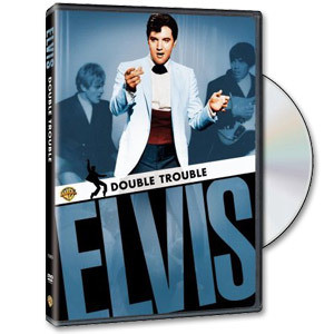 ELVIS Double Trouble DVD