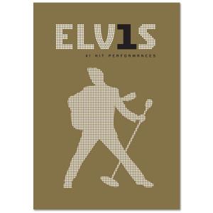 Elvis '#1 Hit Performances' DVD