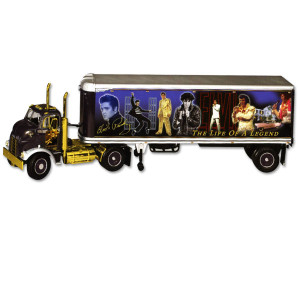Elvis Super Semi-Trailer Truck