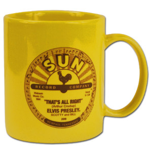 Elvis Sun Records Mug