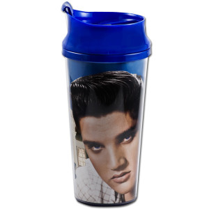 Where Elvis Lives Thermal Mug