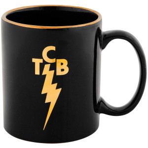 Elvis TCB Mug
