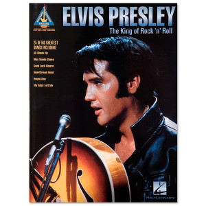 Elvis Presley - The King of Rock 'n' Roll Guitar Tabs