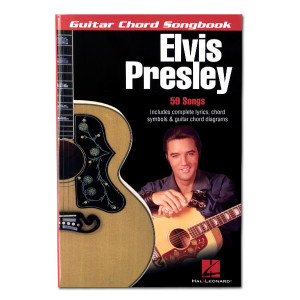 Elvis Guitar Chord Songbook