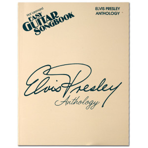 Elvis Presley- Anthology Easy Guitar Book