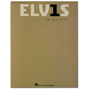 Elvis 30 #1 Hits for Piano, Voice, and Guitar