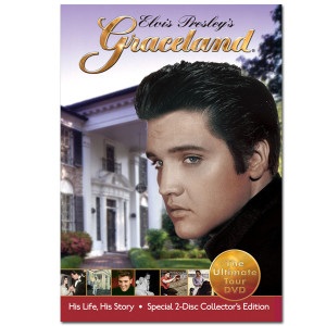 Elvis Presley's Graceland: The Ultimate Tour DVD