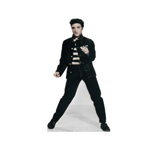 Elvis - Jailhouse Rock Lifesize Stand Up