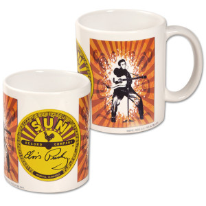 Elvis Sun Records Sunburst Mug