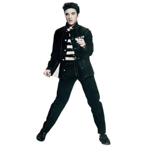 Elvis Nomad Wall Sticker - Jailhouse Rock