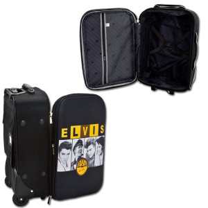 Elvis Sun Records Upright Luggage
