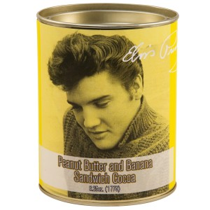 Elvis Peanut Butter Banana Hot Chocolate