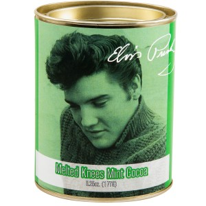 Elvis Melted Knees Mint Hot Chocolate