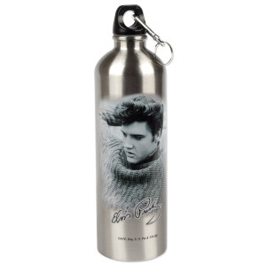 Elvis Sweater Aluminum Water Bottle