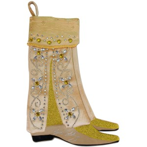 Elvis Vegas Gold Stocking