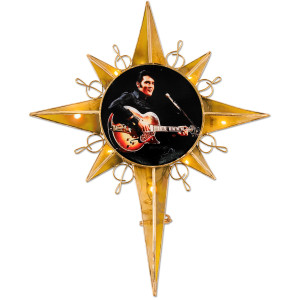 Elvis '68 Special Tree Topper
