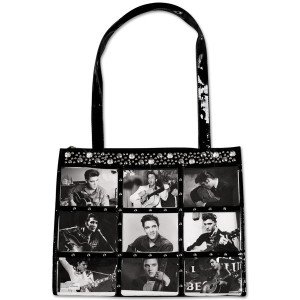 Elvis Photo Bling Bag