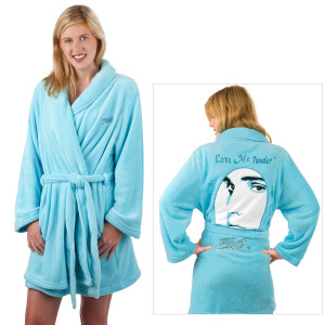 Elvis Love Me Tender Robe