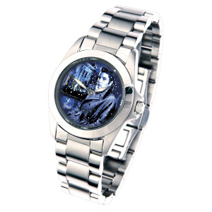 Elvis Blue Christmas Watch - Women's
