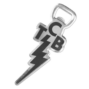 Elvis - TCB Magnetic Bottle Opener