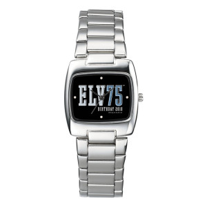 Elvis 75th Birthday Limited Edition Women?s Watch