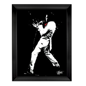 Elvis If I Can Dream Signed Gicleé Print