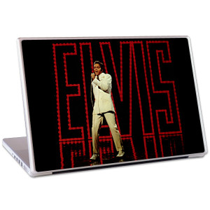 "Elvis '68 Special 15"" Laptop Skin"