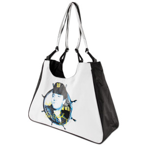 Elvis Blue Hawaii Beach Carryall