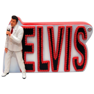 Elvis If I Can Dream Figurine