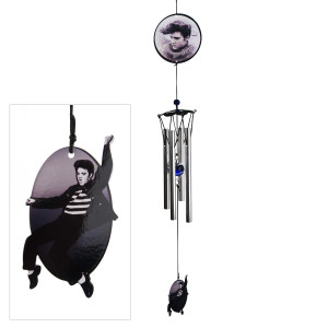 Elvis Sweater Wind Chime