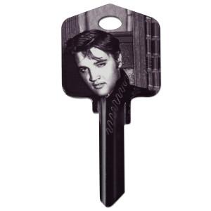 Elvis The Look Kwikset House Key