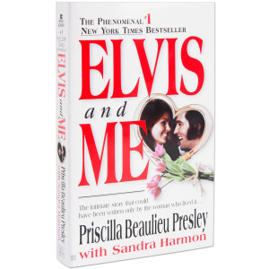 Elvis and Me Paperback Book by Priscilla Presley