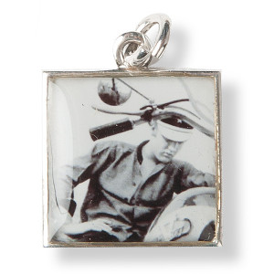 Elvis Wertheimer Motorcycle Sterling Charm