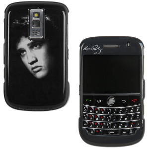 Elvis In Dark Blackberry Bold 9000 Phone Case