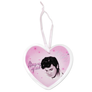 Elvis Always Christmas Ornament