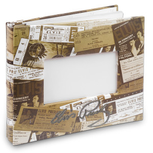 Elvis On Tour Photo Scrapbook
