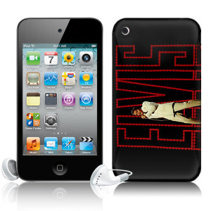 Elvis '68 Comeback Special iTouch 4G Skin