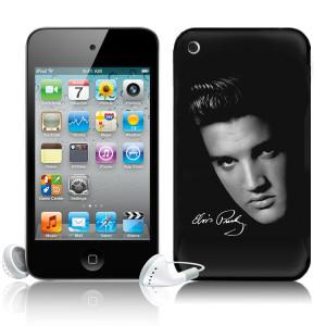 Elvis Portrait iTouch 4G Skin