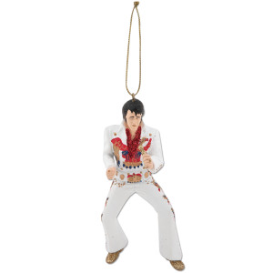 Elvis Eagle Jumpsuit Ornament