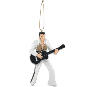 Elvis Mexican Sundial Jumpsuit Ornament