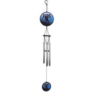 Elvis Jailhouse Rock Animated Wind Chime